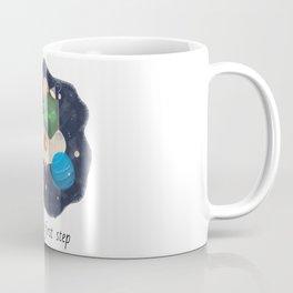 Take the first step Coffee Mug