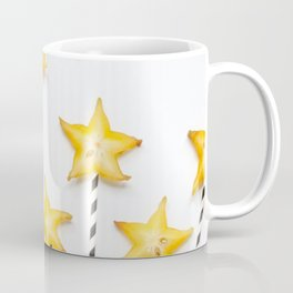 Bursting Starfruit Coffee Mug