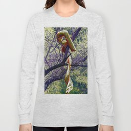 R'ent; you going to recycle 2 daY? Long Sleeve T-shirt
