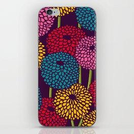 Full of Chrysanth iPhone Skin