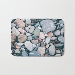 Beach Pebbles Bath Mat