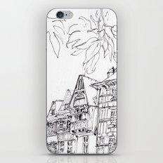 a few timber frames iPhone & iPod Skin