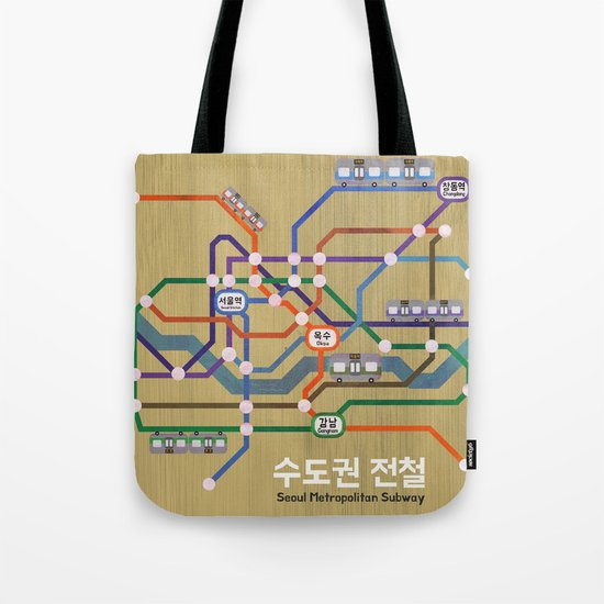 Seoul Metro by tomnorth