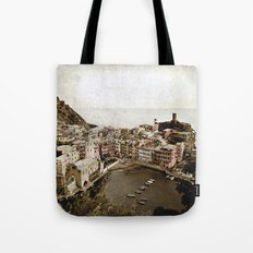 Vernazza Tote Bag