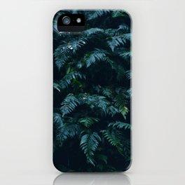 fern field iPhone Case