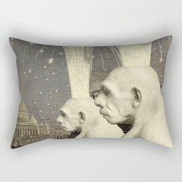 NEANDERTHALS Rectangular Pillow