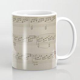 Moonlight Sonata Coffee Mug