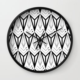 Lethal Desires Wall Clock