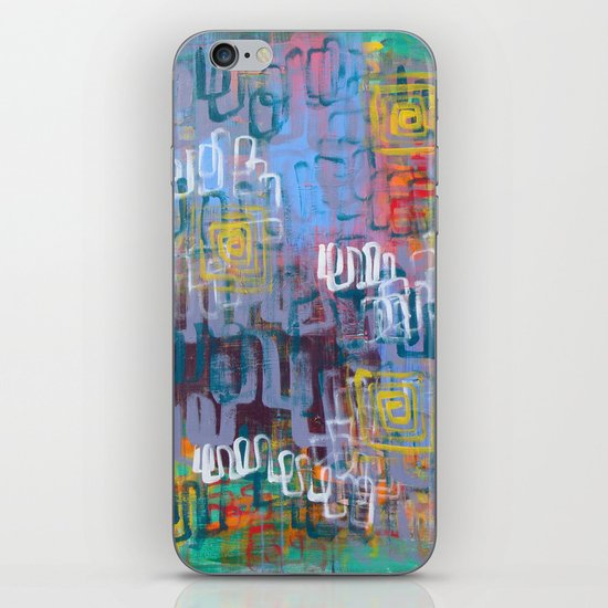 We Are All Divine iPhone & iPod Skin