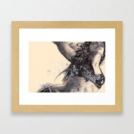 danza7 by nicolas Perruche Framed Art Print