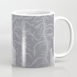 Ferning - Gray Coffee Mug