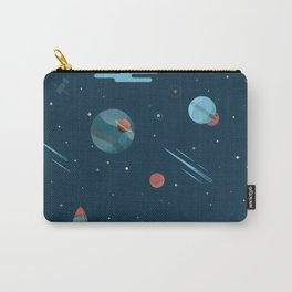 SPACE poster Carry-All Pouch