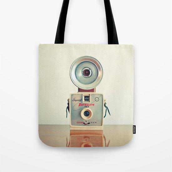 Satellite Tote Bag