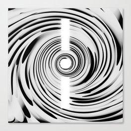 Psychedelic Twilight Zone Canvas Print