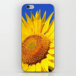Sun Flower iPhone Skin