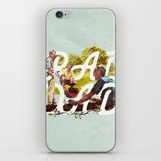 Rad Dad II iPhone Skin