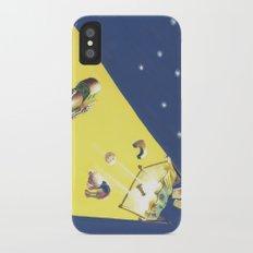 POEM OF BED iPhone X Slim Case