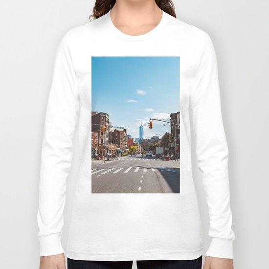 Downtown New York Long Sleeve T-shirt