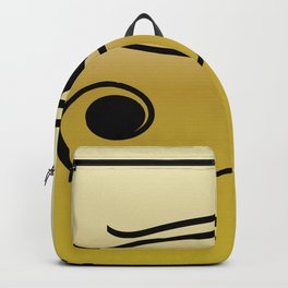 Eye of Horus1 Backpack