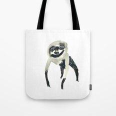 Standing Sloth Tote Bag