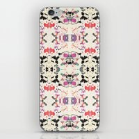 rorschach iPhone & iPod Skins featuring Rorschach by Zephyr