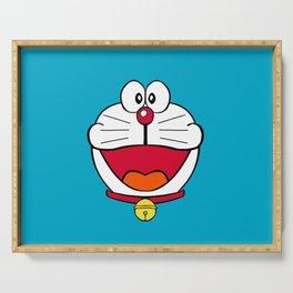 Doraemon Serving Tray