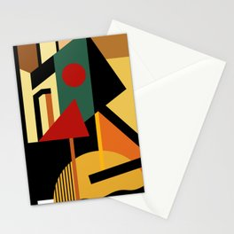 THE GEOMETRIST Stationery Cards