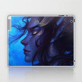 Deep Sea Mermaid Laptop & iPad Skin