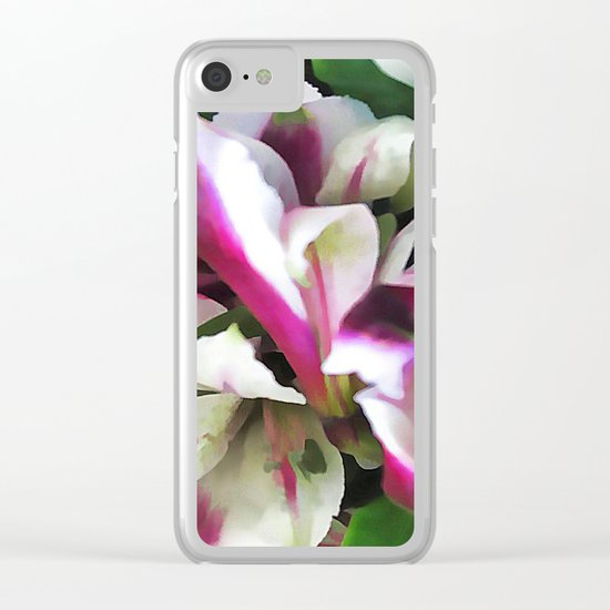 Soft and Lovely Clear iPhone Case