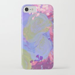Kawaii Pretty Springtime Sparkle iPhone Case