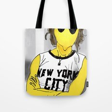John Lemon Tote Bag