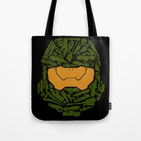 infinity Tote Bags featuring Infinity by Ashley Hay