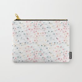 Inspired by Pollock Carry-All Pouch