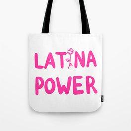 Latina Power Tote Bag