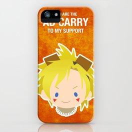 LoL: Ezreal ADC iPhone Case