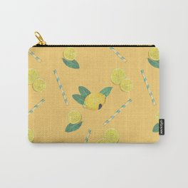 lemonade yellow Carry-All Pouch