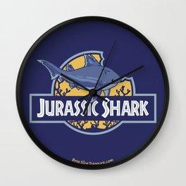 Jurassic Shark - Hybodus Shark Wall Clock