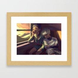 Killugon Framed Art Print