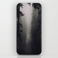 Noir iPhone & iPod Skin