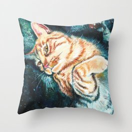 Is This Your Cat? Throw Pillow