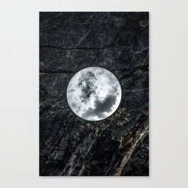 Reflections, Five Canvas Print