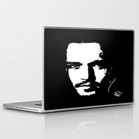 johnny depp Laptop & iPad Skins featuring Johnny Depp by Kunooz