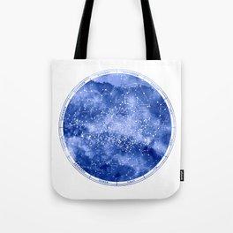 Southern Stars Tote Bag