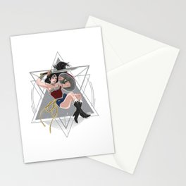 The Weapon Stationery Cards