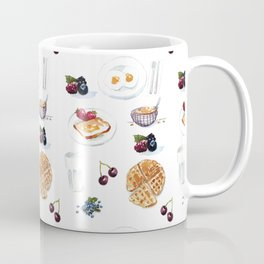 3 meals a day, all breakfast Coffee Mug