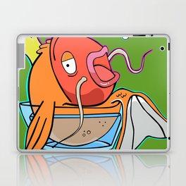 Magiklaus Klaus/ Magicarp mashup Laptop & iPad Skin