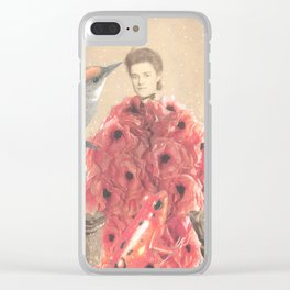 Salvaged Relatives (10) Clear iPhone Case