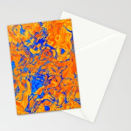 Abstract Design Stationery Cards