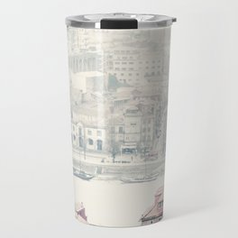 city dreams Travel Mug
