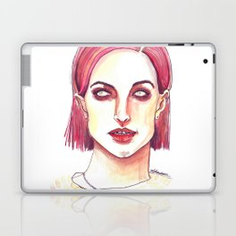 Short and Red Williams Laptop & iPad Skin